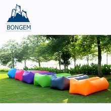 Wholesale bulk stock cheap air couch bed inflatable lazy air sofa
