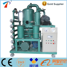ZYD top manufacturer Vacuum transformer oil recovery