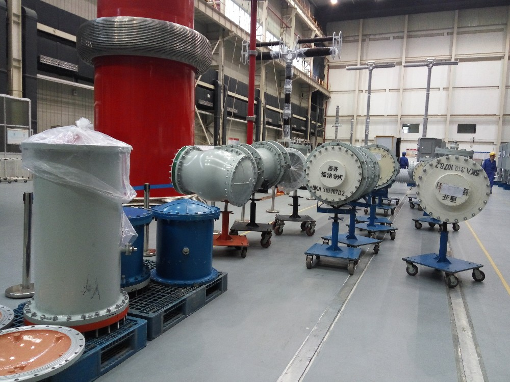 31.5~252KV Enclosed-type Combined Electrical Equipment (GIS)