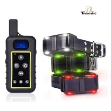 new dog training electronic remote e control dog electric shock training collar for small large dogs