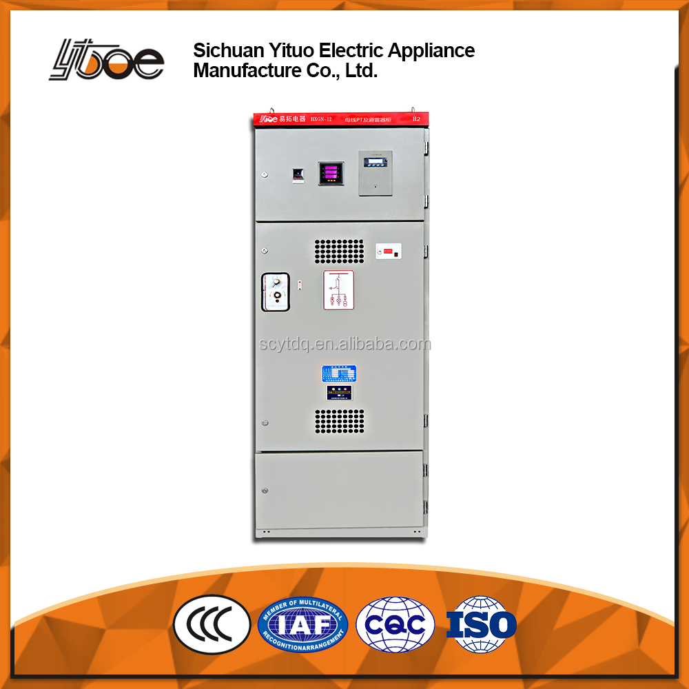 12kv AC Indoor High voltage Ring Network Switchgear (Ring Main Unit)