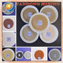 supply various color sand for art and decorative