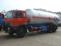 Top grade hot-sale lpg loading tanker truck
