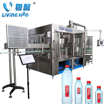 Made in China Bottled Water filling machine with High Quality