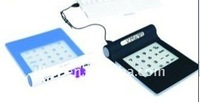 Multi-function Mousepad Calculator With Speaker And Usb HUB