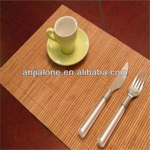 WY T-001 Bamboo table mats dining table mat/hot food table mat/dining table floor mats