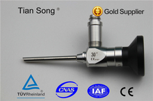 Surgical ENT fiber optic mini otoscope