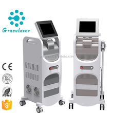 CE approved laser hair removal machine 808nm diode