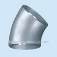 Stainless Steel Pipe Elbow 30 45