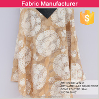 Wholesale african cotton tulle lace fabric , tulle lace french net lace