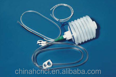 edical and hospital Closed Wound Drainage System with CE