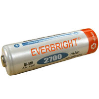 Best Price 1.2v aa 2700ma rechargeable cells price of dry battery