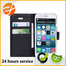 wholesale cell phone business leather case for iphone 6 plus,phone accessory