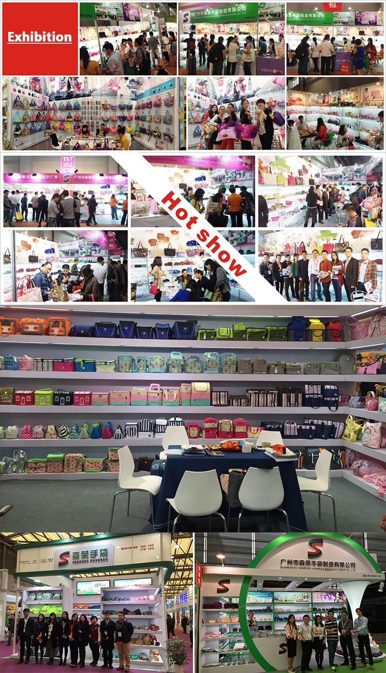 We are the one of the biggest bag factory in China.We have Shopping Bag, Cosmetic bag,Packing bags