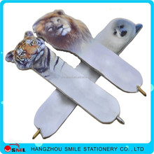 custom design with animal head pen logo recycled ball point pen