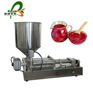 Semi-automatic Jam Filling Machine