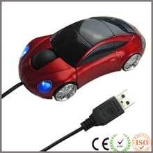 usb 3D car computer mouse