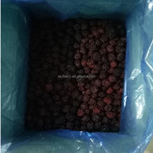 Factory Outlet IQF Black Raspberry Fruits with Strong SUPPLY Ability