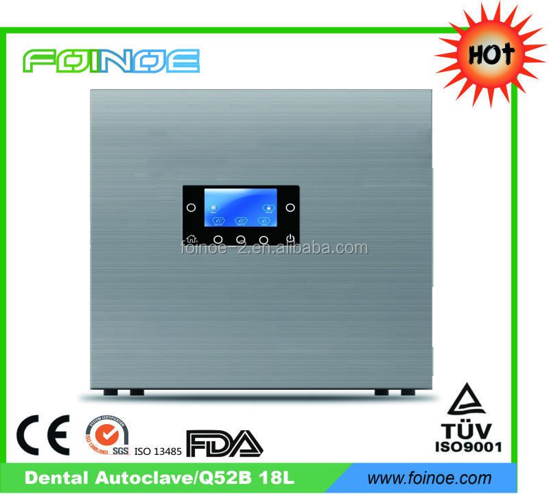 Hot sale B class water cooling stainless steel autoclave (Model:Q52B)