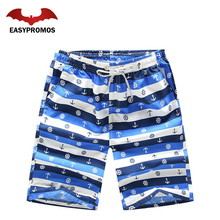 Wholesale Customized Stretch <strong>Men</strong> Board Short Swim Trunks Printed Beach Shorts