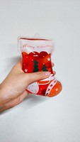 Artborne 2012 Christmas socks decoration--christmas hand warmer
