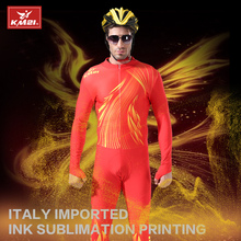 Skin suits speed skating/custom track speed suits/anti-cut