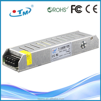 New general style switching power supply ac to dc 100w 8.3 amp 12v led driver circuit 7w