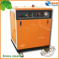 Best price 75kg/h full automatic 54kw steam powered electric generator