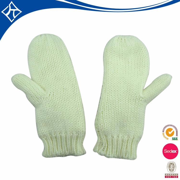 Wholesale knitted scarf beanie and glove set,lady knit scarf design