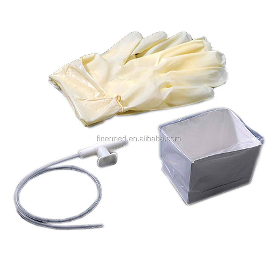 Sterile Disposable Medical Suction catheter kit