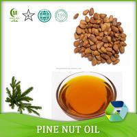 100% Natural Siberian pine nut oil /korean pine nut oil in bulk