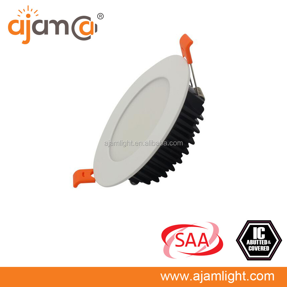 SAA led downlights slim australian standards with dimmable
