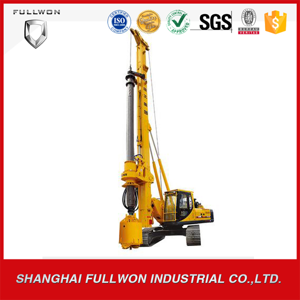 XCMG brand mobile oill 200m water well rotary drilling rig for sale XR220D