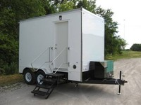 SAFETY SHOWER TRAILER