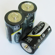 zinc carbon battery 1.5V R14 C size battery
