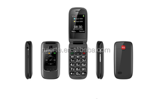 fashionableOld People Mobile Phone MTK6276W Big keypad dual SIM SOS elder Phone VK7500 with complete function