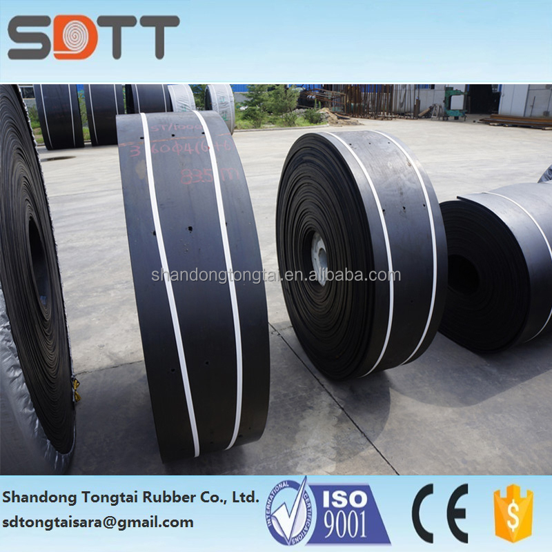 Bag Elevator Rubber Conveyor Belt with Best Price bucket elevator belting