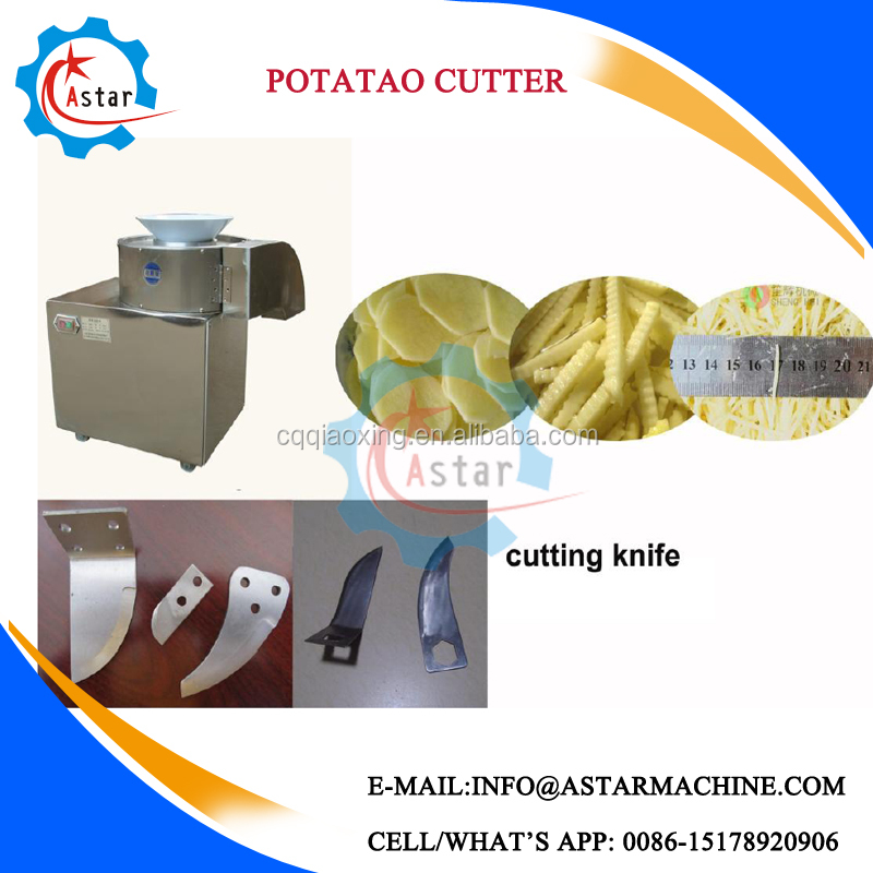 Vegetable and Fruit Slicer Potato Chips Sticks Cutting Equipment Peach Cutter