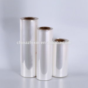 Fast delivery China fresh food packing flexible POF shrink film 15micron polyolefin/POF 15 mic pof
