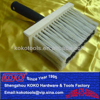 plastic handle wooden pallet plastic wire hair cleaning noora brush