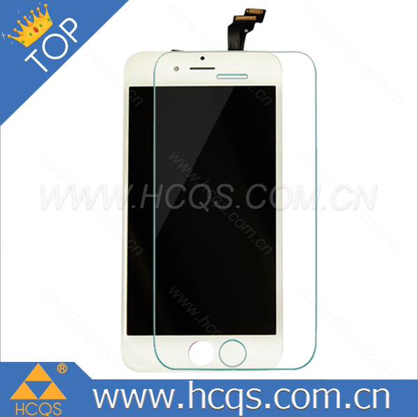 Drop shipping for iphone 6 internal LCD screen, black For iphone 6 internal display