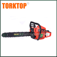 gasoline chain saw 5800 with Chinese chain and bar