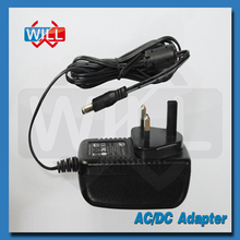 Wall Mounted BS UK power adapter input 100 240v ac 50/60hz