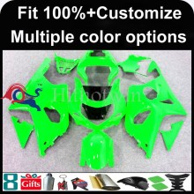 INJECTION MOLDING panels 2000 2001 2002 GSXR-1000 green Fairing For Suzuki GSXR1000 2000 2001 2002 GSX-R1000 GSXR1000 2000 2001