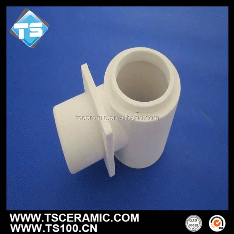 92 96 AL2O3 Alumina High Heat Resistant Ceramics Products