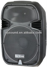 pro audio active stage plastic speaker EON-15
