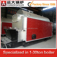industrial safety shell boiler sell in alibaba