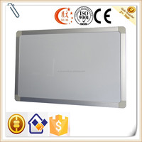 Dry erase white board magnetic board