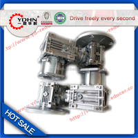 New type transmission gearbox for mashine building industry