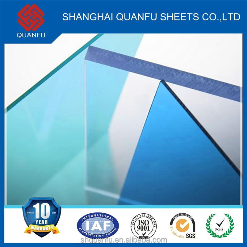 polycarbonate solar panel solid sheet/pc roofing sheets plastic extrusion machine